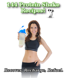Fit Desk Jockey Whey Protein Shake Recipes