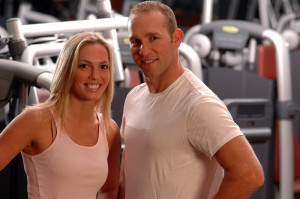 Exercising With Your Wife Or Husband