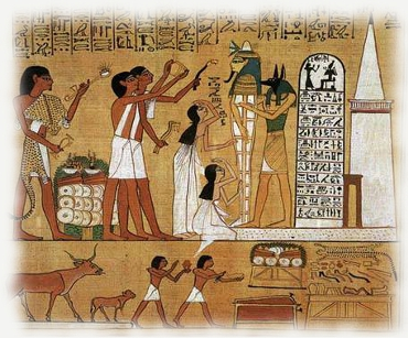 Cinnamon and Ancient Egyptians